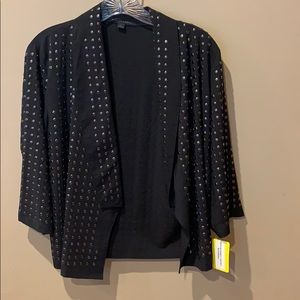 Braque Label studded jacket